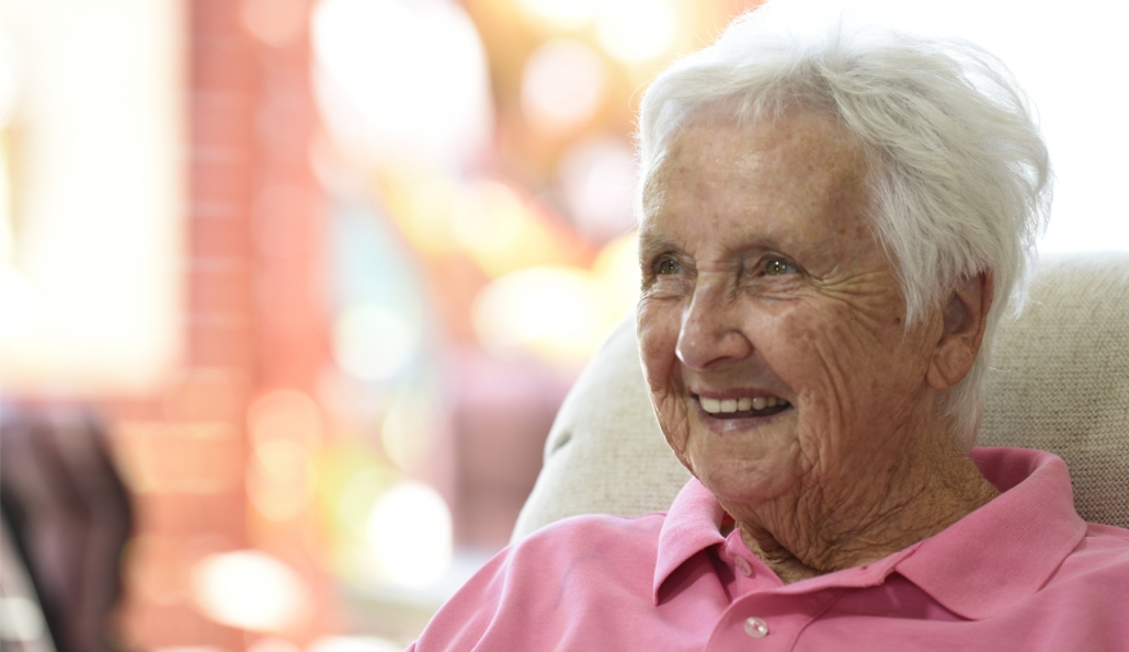 home care services Brisbane elderly woman