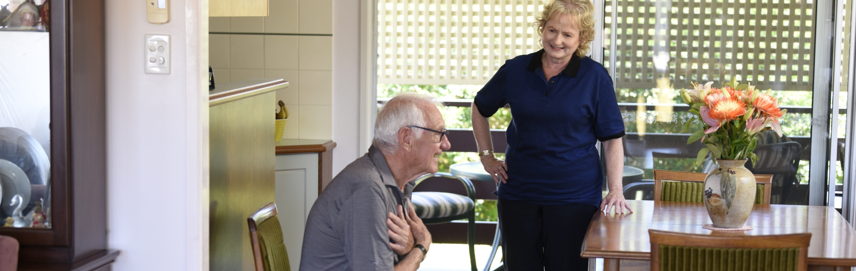 Senior assisted care Brisbane